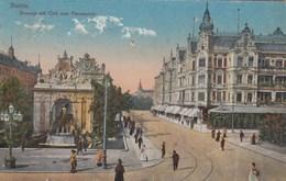 POLAND. STETTIN. Szczecin. CAFE. - Polen