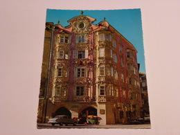 A-1284, Postcard, Innsbruck - Helblinghaus - Innsbruck