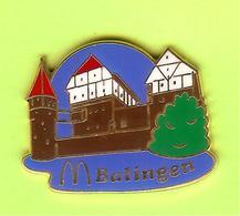Pin's Mac Do McDonald's Bolingen - 7M15 - McDonald's