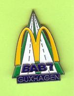 Pin's Mac Do McDonald's Bab7 Guxagen - 4L06 - McDonald's