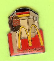 Pin's Mac Do McDonald's Express - 9Y04 - McDonald's
