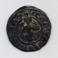 PRINCIPALITY OF ANTIOCHIA 1100 A.D. COPPER COIN - Monnaies Antiques