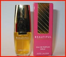 Estée LAUDER : Beautiful Vapo : Eau De Parfum 7 Ml, Parfait état - Miniatures Modernes (à Partir De 1961)