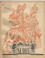 SCOUT , LA REVUE DES SCOUTS DE FRANCE N° 172 DE MARS 1942 - Scoutisme