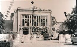 GENT   FOTO 1973  - 14 X 9 CM  - FLORALIAPALEIS GENT  AFBRAAK - Assenede
