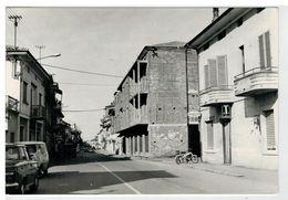 Cartolina Borgo D'Ale - Corso Matteotti - Vercelli