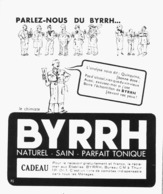 "PUB  "" BYRRH  ""  "" Le Chimiste ""  1937 (4) - Other"
