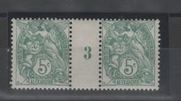Alexandrie Egypte_ 1913 (millésimes )  N°23 Type Blanc - Alessandria (1899-1931)