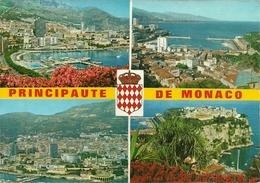 Principaute De Monaco, Montecarlo, Vues, Views, Vedute E Scorci Panoramici, Ansicht - Monaco