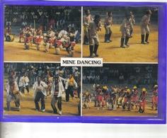 Carte Postale  Afrique Du Sud Danses Zoulou Très Beau Plan - Sudáfrica