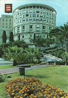 Principaute De Monaco, Montecarlo, La Rotonde De L'Hotel De Paris - Alberghi