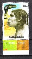 Guinea  -  1998. Truffa Archeologica : Piltdown Man. Archaeological Fraud. MNH - Archeologia