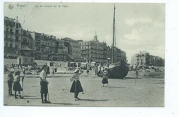 Heyst Heist Jeu De Croquet Sur La Plage - Heist