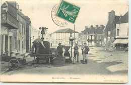 DEP 50 BARNEVILLE CARTERET LE PRESSOIR SUPERBE CARTE - Barneville