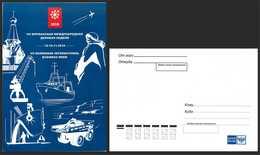 RUSSIA 2018 VII Murmansk International Business Week (postcard Of Murmansk UFPS) - Factories & Industries
