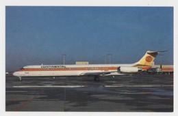 AJ77 Aviation - Continental McDonnell Douglas DC-9-82 - 1946-....: Modern Era