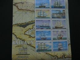 Burkina Faso 1999  Ships  Sheetlet  SCOTT No.1132  I201807 - Burkina Faso (1984-...)