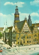 Wroclaw (Polonia) Ratusz, Hotel De Ville, Municipio, Rathaus, City Hall - Polonia