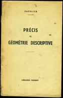GEOMETRIE DESCRIPTIVE - 1948 - Livres, BD, Revues