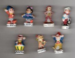 Série 7/11 Fèves Mâtes OUI-OUI 2005 - Dessins Animés