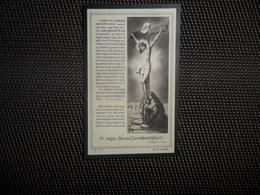 Doodsprentje ( F 696 ) Herreman / Brigou  - Leysele -  Pollinchove   -  1931 - Overlijden