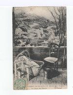Carte Postale Marseille Vignette Exposition Coloniale. CAD Hexagonal Exposition Coloniale 1906. (866) - Marcophilie (Lettres)