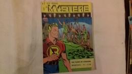 Les Héros Du Mystère(mandrake ,luc Bradefer ,agent Secret X 9....)1967 (186 R11) - Books, Magazines, Comics