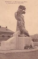 Manage Le Monument Aux Morts De La Grande Guerre 1914 1918 - Manage