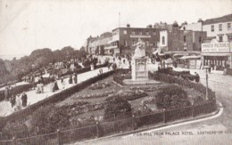 AO50 Pier Hill From Palace Hotel, Southend On Sea - Southend, Westcliff & Leigh