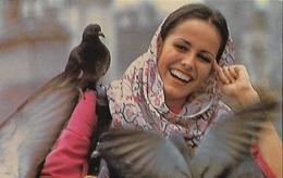 PAKISTAN INTERNATIONAL AIRLINE (PIA) PICTURE POSTCARD, VIEW CARD, AIRCRAFT - Pakistan