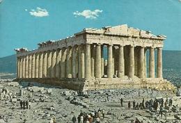 Athens (Atene, Grecia) The Parthenon, Le Parthenon, Il Partenone - Grecia