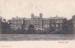 AS06 Kneller Hall, London - 1904 Hounslow Squared Circle Postmark - London Suburbs