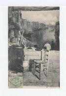 Carte Postale Marseille Vignette Exposition Coloniale. CAD Hexagonal Exposition Coloniale 1906. (870) - Marcophilie (Lettres)