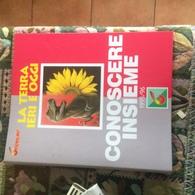 STUPENDA COPERTINA IL GIORNALINO INSERTO CONOSCERE INSIEME 1995/96 - Francobolli