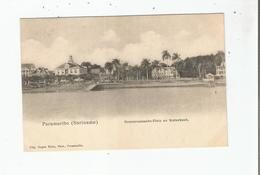 PARAMARIBO (SURINAME)     GOUVERNEMENTS-PLEIN EN WATERKANT - Surinam
