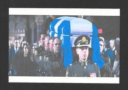POLITIQUE DU QUÉBEC - BERNARD LANDRY LE QUÉBEC LUI REND UN DERNIER HOMMAGE - Personnages