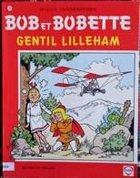 "Willy  Vandersteen - BOB Et BOBETTE N° 198 - "" Gentil Lilleham  "" - Éditions Standaard  . - Bob Et Bobette"