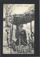 CPA Fétiche Totem Afrique Noire Togo Non Circulé - Togo