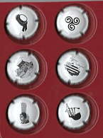 CIDRE Breton  6 CAPSULES - Autres Collections