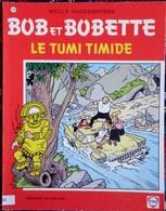 "Willy  Vandersteen - BOB Et BOBETTE N° 199 - "" Le TUMI TIMIDE  "" - Éditions Standaard  . - Bob Et Bobette"