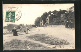 CPA Herblay, Le Val - Herblay