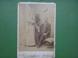 Russian. Astrakhan. Family. Cabinet Photo. Klimashevskaya. - Russie