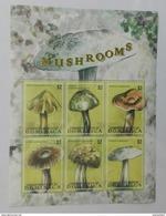 Dominica 2009** Klb.3941-46. Mushrooms MNH [12;38] - Mushrooms