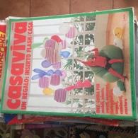 STUPENDA RIVISTA CASAVIVA ANNI 80 - Livres, BD, Revues