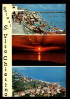 B8454 SALUTI DA SAN VITO CHIETINO - Italie
