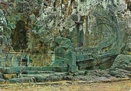 Rodhes (Rodi, Grecia) Lindos, The Sculptured Ship, Le Navire Sculpté, Nave Scolpita - Grecia