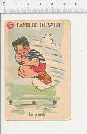 Humour Sport Saut En Longueur Athlétisme / 124/6-D - Unclassified