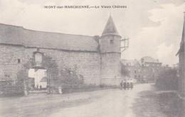 Mont Sur Marchienne Le Vieux Chateau - Belgique