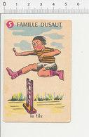 Humour Sport Course De Haies Athlétisme / 124/6-D - Non Classés