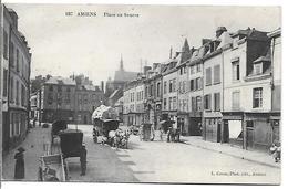 AMIENS - Place Au Seurre - Amiens
